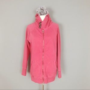 SONOMA Pink Tunic Sweatshirt (Medium)